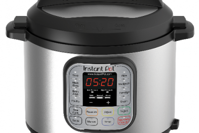 Daedra's Favorites: The Instant Pot