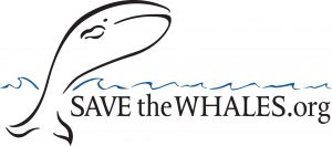 Save the Whales Logo