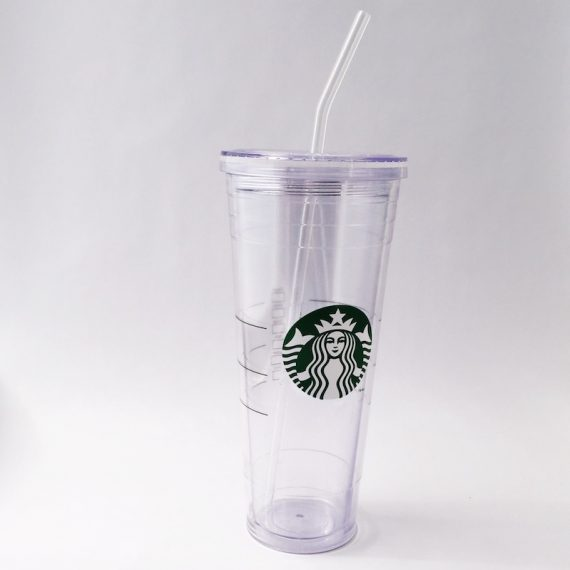 Clear Starbucks® Venti Replacement Straw