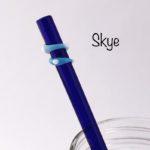 Skye Glass Drinking Straw