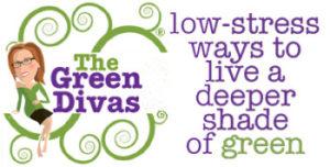 The Green Divas Logo