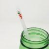 Carrot Glass Straw